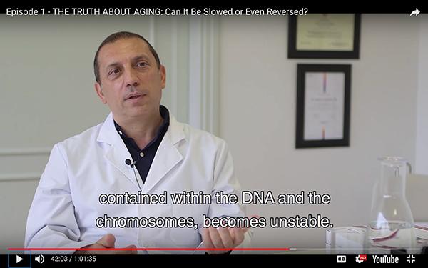 The Human Longevity Project – Επεισόδιο 1: Η αλήθεια για τη γήρανση: μπορεί να επιβραδυνθεί ή ακόμα και να αντιστραφεί;