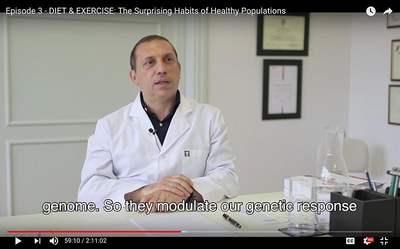 The Human Longevity Project – Επεισόδιο 3: Διατροφή & Άσκηση: οι εκπληκτικές συνήθειες των υγιών πληθυσμών