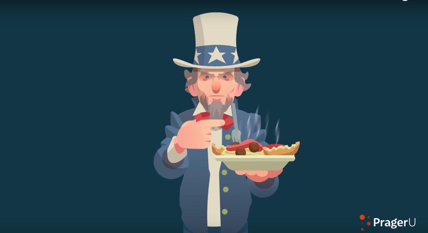 Πώς η [Αμερικάνικη] Κυβέρνηση μας έκανε Παχύσαρκους