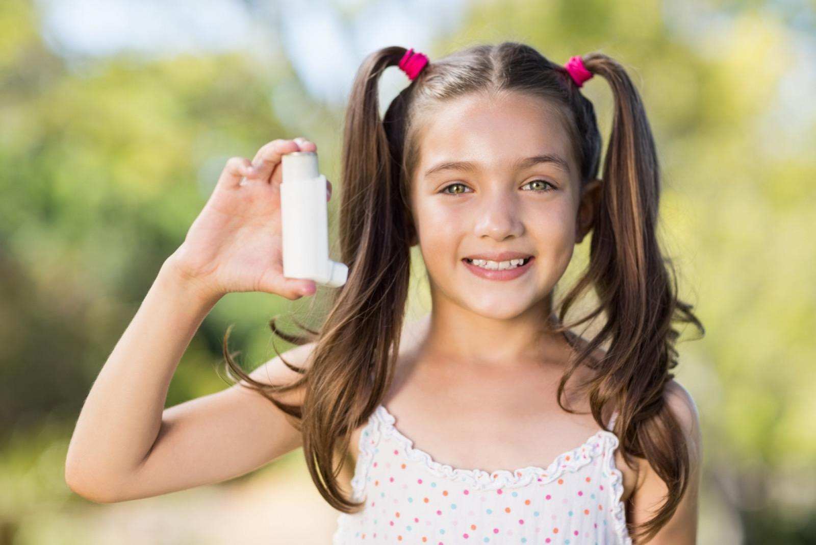 Βιταμίνη D και Παιδικό Άσθμα